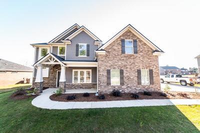 Midland Single Family Home For Sale: 7646 Garrett Road