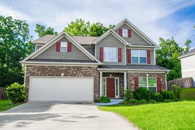 Fortson Single Family Home For Sale: 4571 Ivy Patch Drive