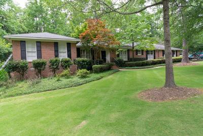 Columbus Single Family Home For Sale: 6011 Banbury Drive