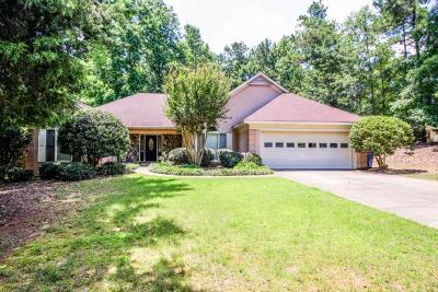 Midland Single Family Home For Sale: 7617 Eagle Drive