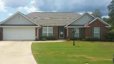 Phenix City Single Family Home For Sale: 427 Lee Road 2141