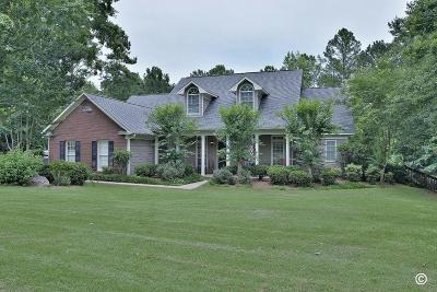 Columbus GA Single Family Home For Sale: $529,000