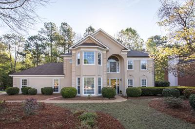 Midland Single Family Home For Sale: 7646 Eagle Drive