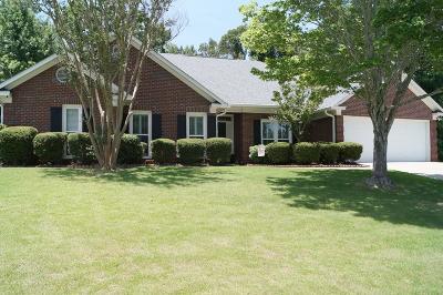 Columbus Single Family Home For Sale: 7965 Oakmont Court