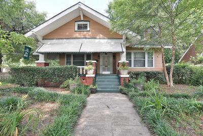 Columbus Single Family Home For Sale: 2201 18th Avenue