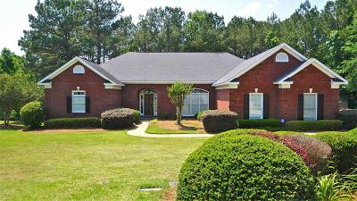 Columbus Single Family Home For Sale: 4694 Winged Foot Way