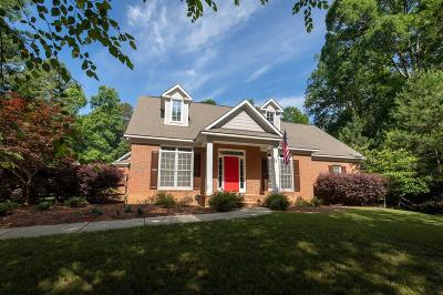 Midland Single Family Home For Sale: 8941 Blackmon Road