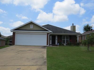 Midland Single Family Home For Sale: 8030 Garrett Pines Drive