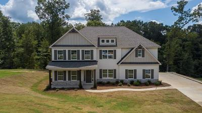 Fortson Single Family Home For Sale: 159 Hart Ridge Court