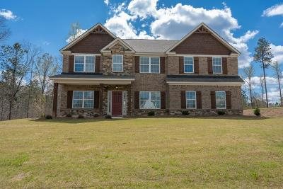Fortson Single Family Home For Sale: 15 Hart Preserve