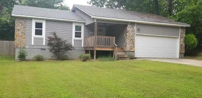 Columbus GA Single Family Home For Sale: $136,000