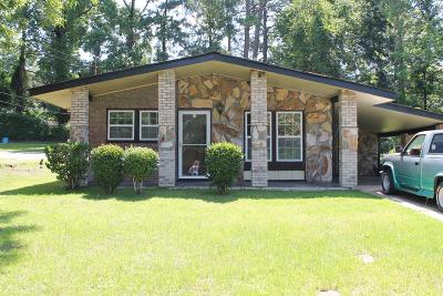 Columbus GA Single Family Home For Sale: $64,900