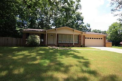 Columbus GA Single Family Home For Sale: $112,000