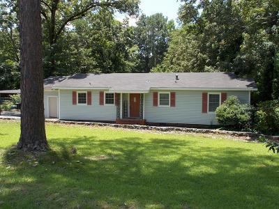 Columbus GA Single Family Home For Sale: $100,000