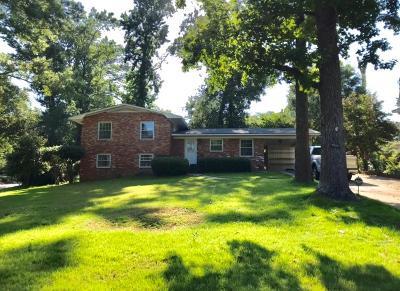 Columbus GA Single Family Home For Sale: $180,000