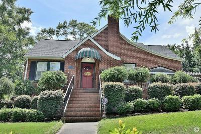 Columbus GA Single Family Home For Sale: $250,000
