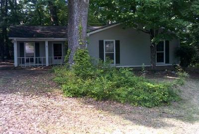 Columbus GA Single Family Home For Sale: $77,500