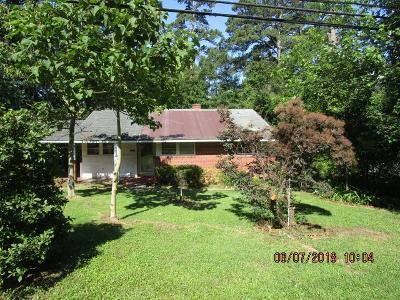 Columbus Single Family Home For Sale: 7047 Whitesville Road