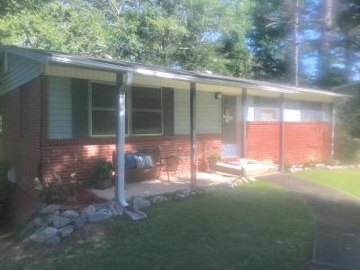 Columbus GA Single Family Home For Sale: $124,000