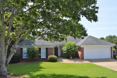 Columbus GA Single Family Home For Sale: $205,000