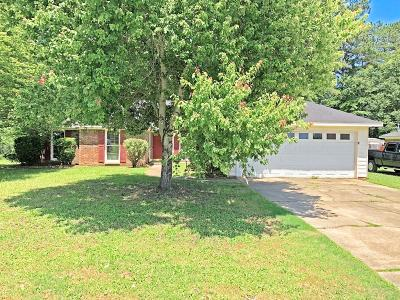 Columbus GA Single Family Home For Sale: $69,500