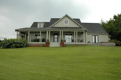 Russell County, Lee County Single Family Home For Sale: 834 Lee Road 0341