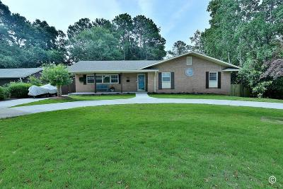 Columbus Single Family Home For Sale: 2834 College Drive