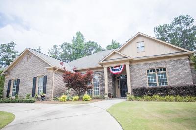 Columbus Single Family Home For Sale: 7033 Bridgemill Drive
