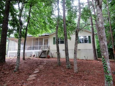 Russell County, Lee County Single Family Home For Sale: 248 Lee Road 0936