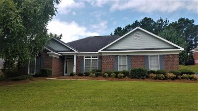 Columbus Single Family Home For Sale: 7162 Willow Oak Drive
