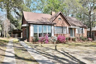 Columbus GA Single Family Home For Sale: $97,900