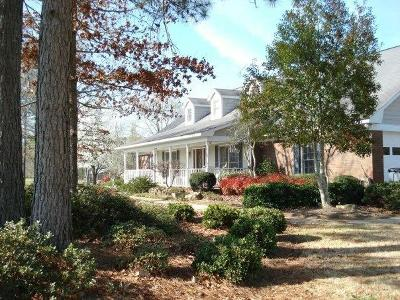 Talbotton Single Family Home For Sale: 1774 O'neal Road