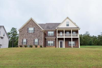 Russell County, Lee County Single Family Home For Sale: 50 Gunner Drive