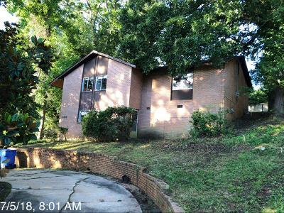 Columbus GA Single Family Home For Sale: $49,900