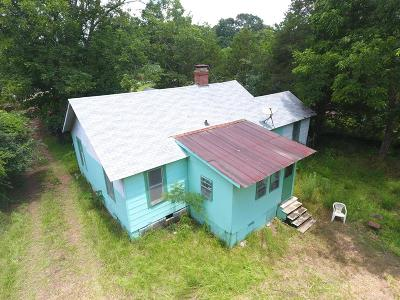 Shiloh Single Family Home For Sale: 380 Trammell Mill Road