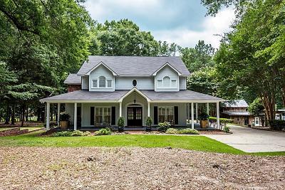 Midland Single Family Home For Sale: 8960 Midland Woods Drive