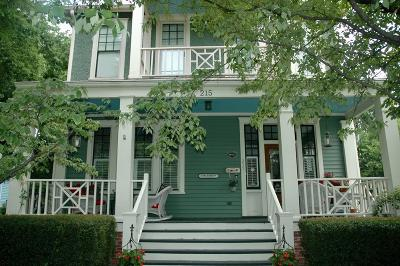 Columbus Single Family Home For Sale: 215 7th Street