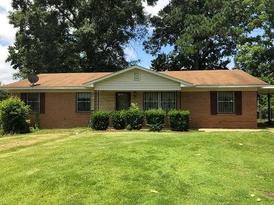 Columbus GA Single Family Home For Sale: $75,900