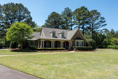 Harris County Single Family Home For Sale: 195 Overlook Drive
