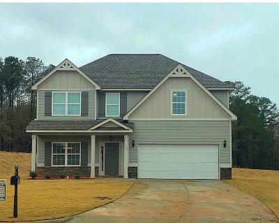 Russell County, Lee County Single Family Home For Sale: 2400 Rocky Point Drive