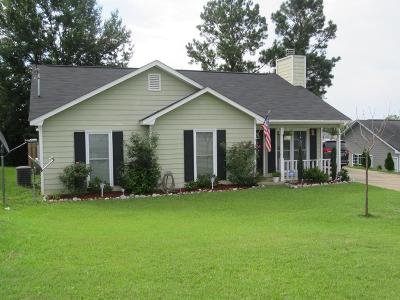 Phenix City Single Family Home For Sale: 310 Sunny Lane