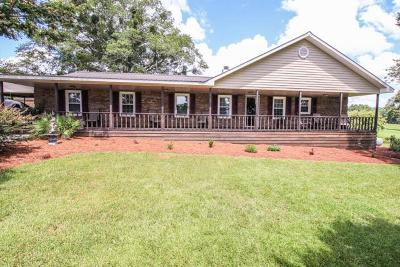 Buena Vista Single Family Home For Sale: 3143 Dr Deryl Hart Road