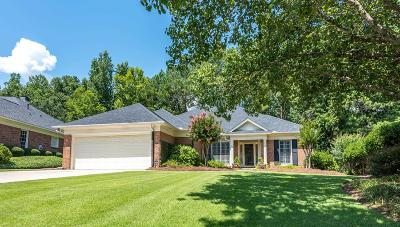 Columbus Single Family Home For Sale: 6670 Creekview Place