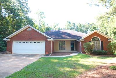 Fortson Single Family Home For Sale: 75 Rosewood Court