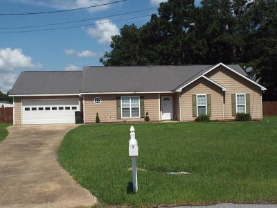Russell County, Lee County Single Family Home For Sale: 17 Pope Street