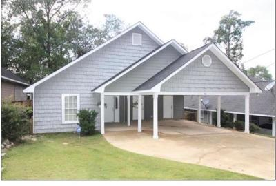 Russell County, Lee County Single Family Home For Sale: 86 Lee Road 0450
