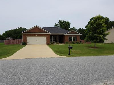 Russell County, Lee County Single Family Home For Sale: 455 Lee Road 2126