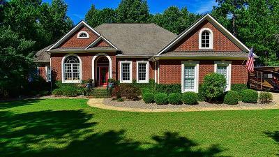 Harris County Single Family Home For Sale: 65 Steele Creek