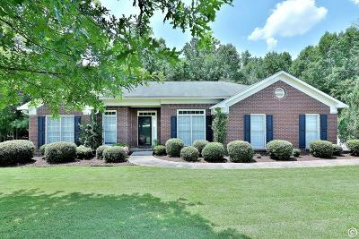 Midland Single Family Home For Sale: 9146 Garrett Lake Drive