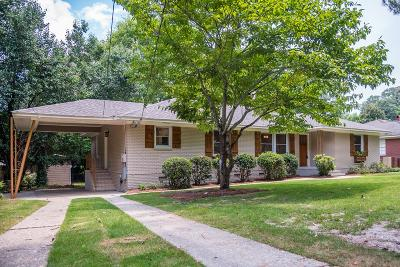 Columbus Single Family Home For Sale: 1604 Preston Drive